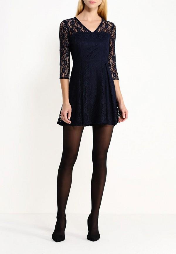 Платье-мини AngelEye London L010676: изображение 2
