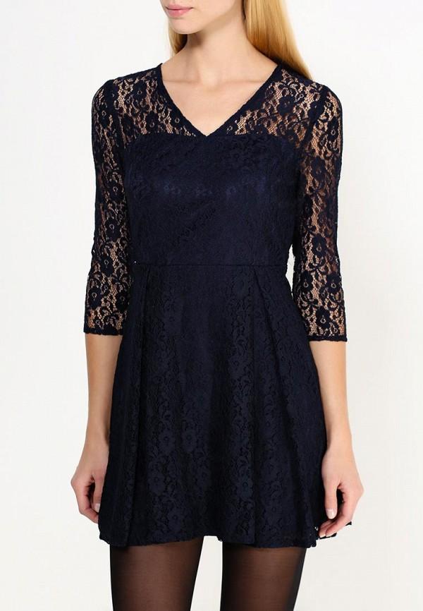 Платье-мини AngelEye London L010676: изображение 3