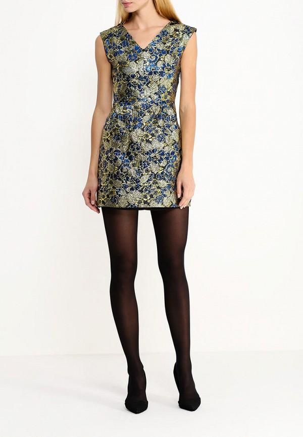 Платье-мини AngelEye London Y011892: изображение 2