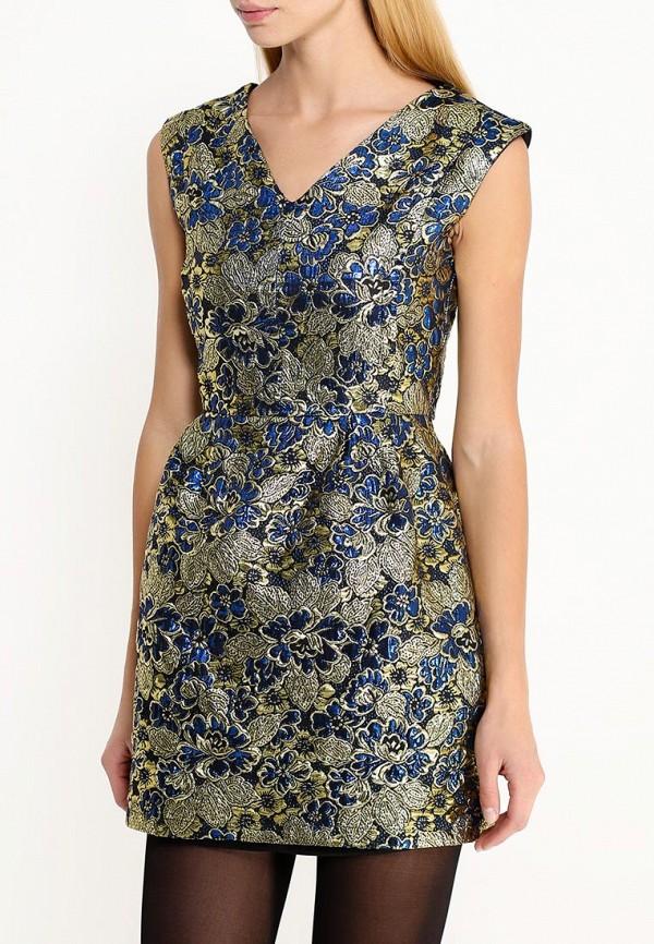 Платье-мини AngelEye London Y011892: изображение 3