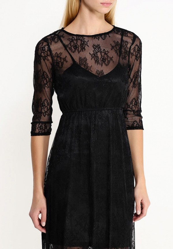 Платье-макси AngelEye London L011857: изображение 3