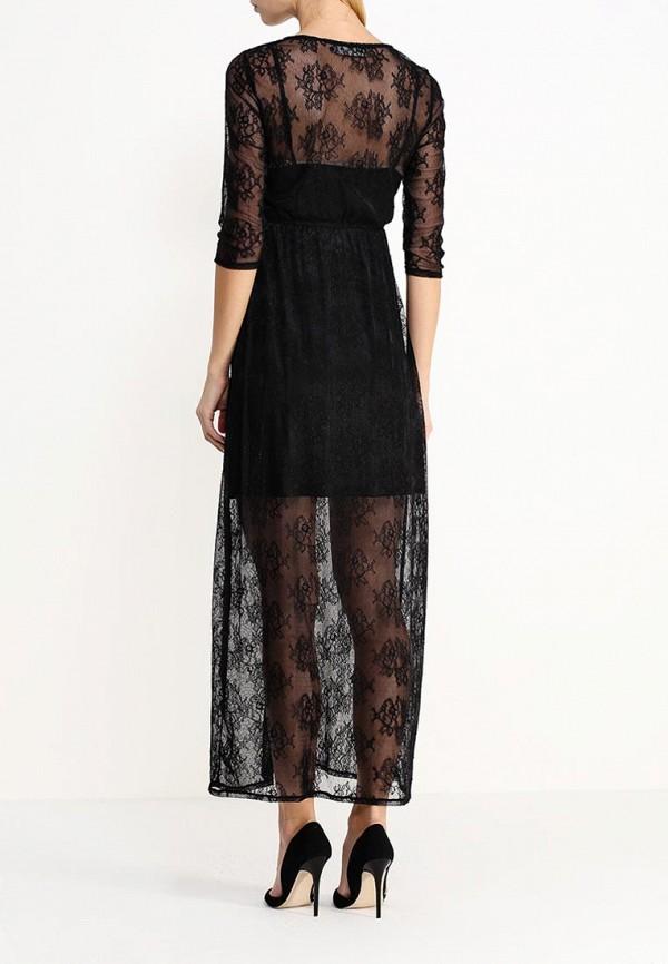 Платье-макси AngelEye London L011857: изображение 4