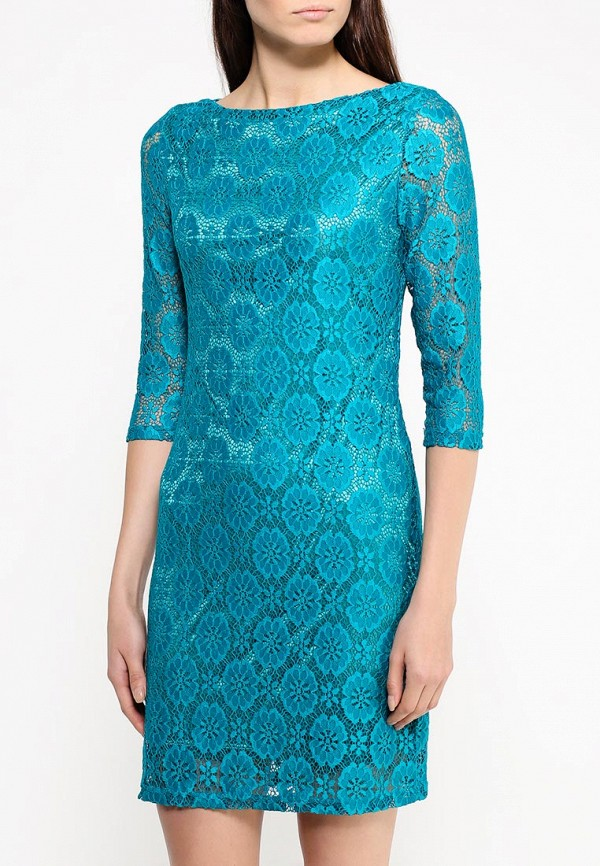 Платье-мини AngelEye London Y011506: изображение 5