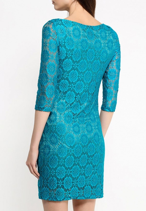 Платье-мини AngelEye London Y011506: изображение 7