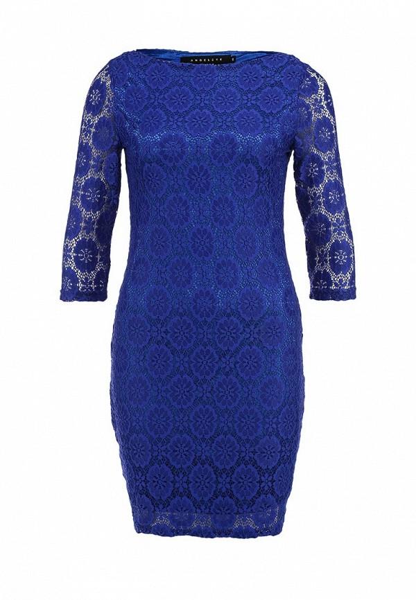 Платье-мини AngelEye London Y011506: изображение 1
