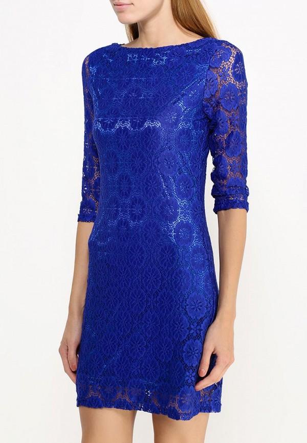 Платье-мини AngelEye London Y011506: изображение 3
