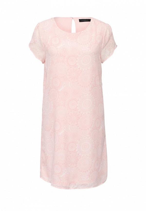 Платье-миди AngelEye London Y015051: изображение 1