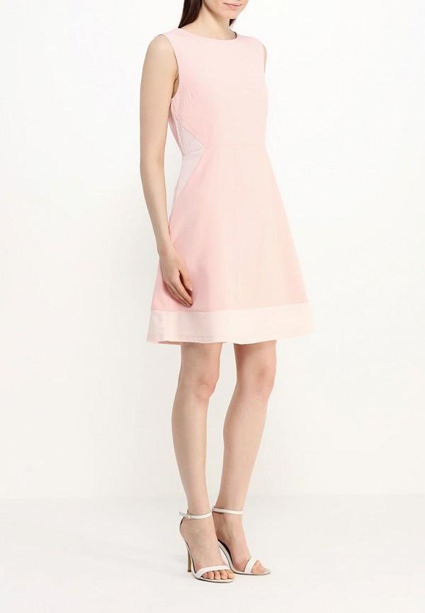 Платье-миди AngelEye London L015247: изображение 3