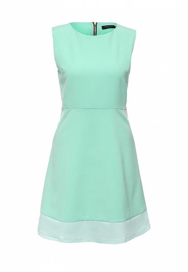 Платье-миди AngelEye London L015247: изображение 2
