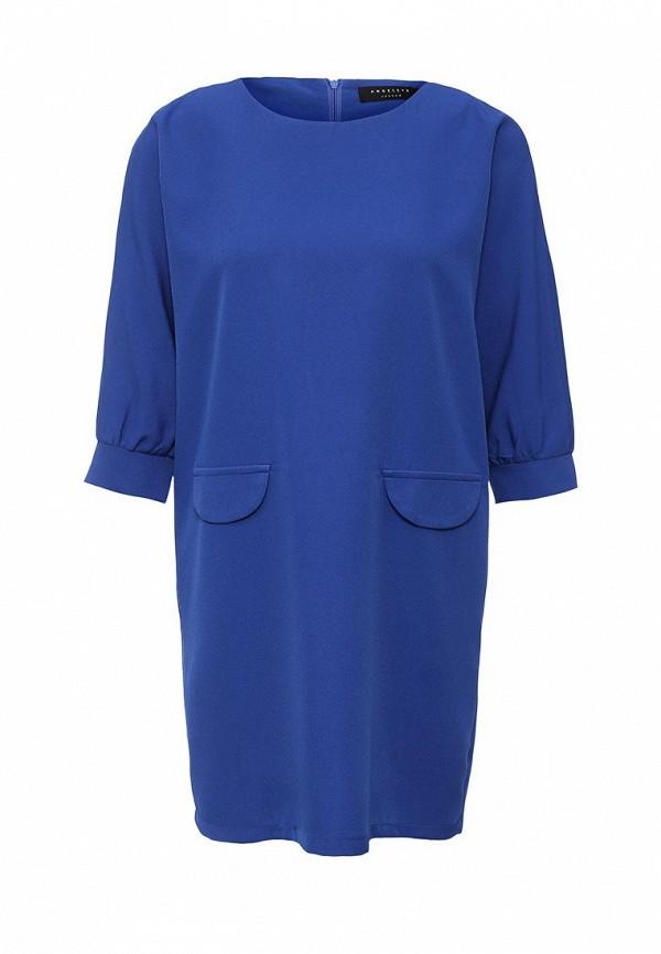 Платье-миди AngelEye London C015082: изображение 2