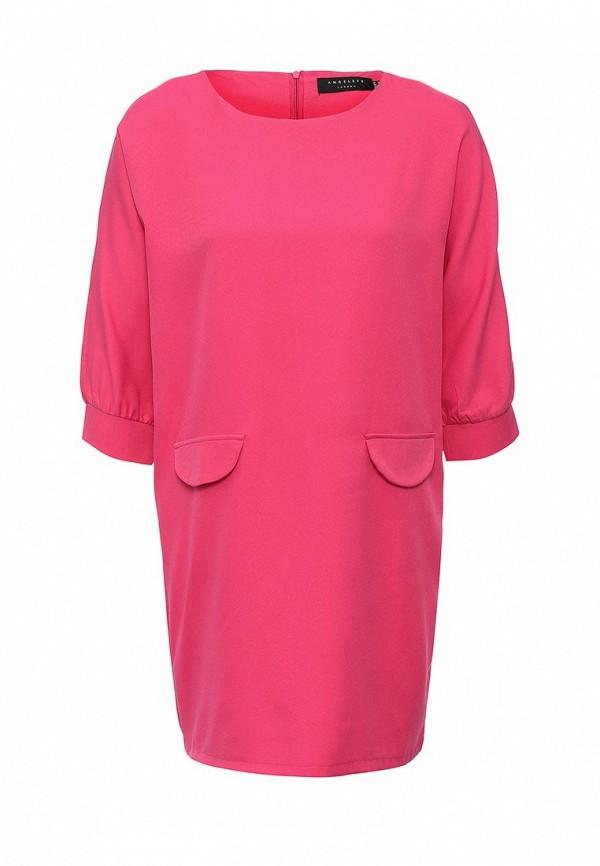 Платье-миди AngelEye London C015082: изображение 6