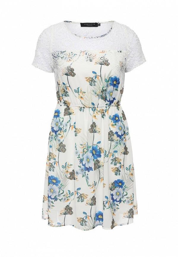 Платье-миди AngelEye London Z015045: изображение 2