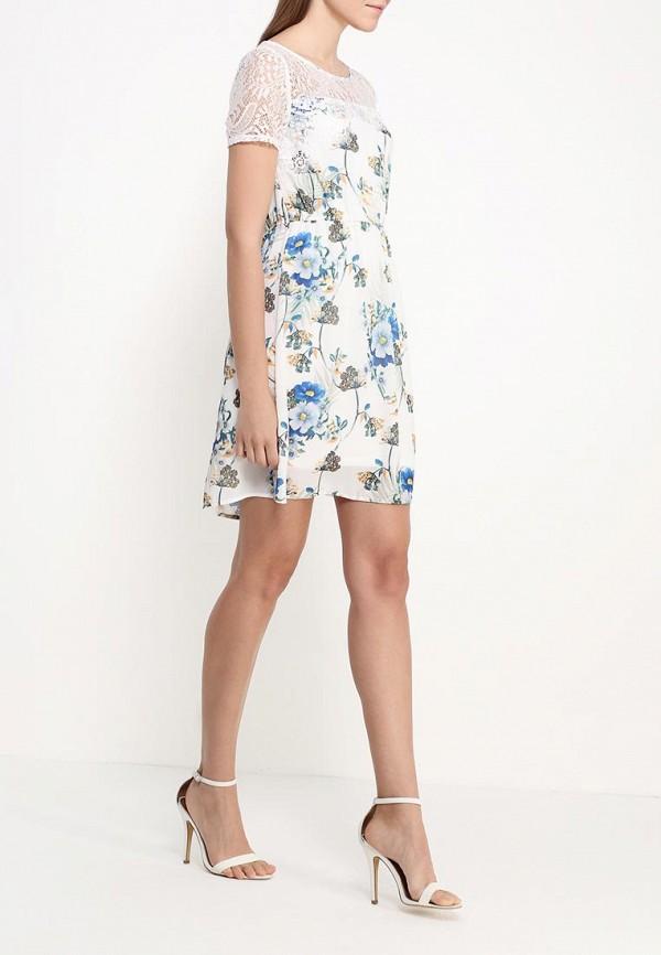 Платье-миди AngelEye London Z015045: изображение 3