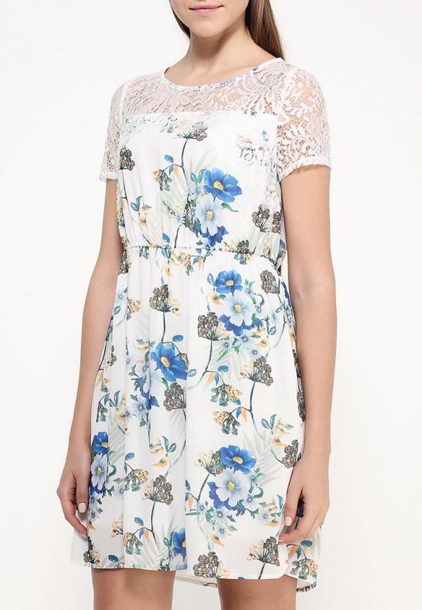 Платье-миди AngelEye London Z015045: изображение 4