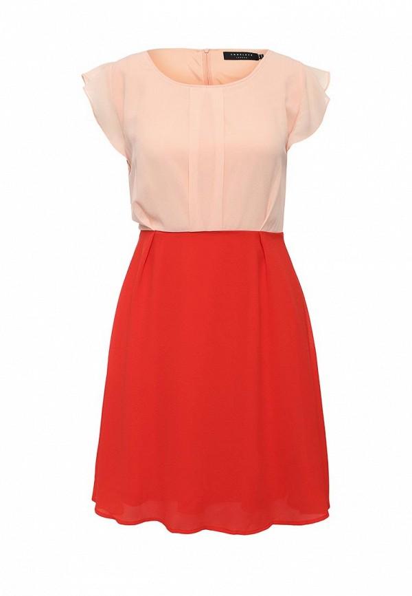 Платье-мини AngelEye London L015019: изображение 1