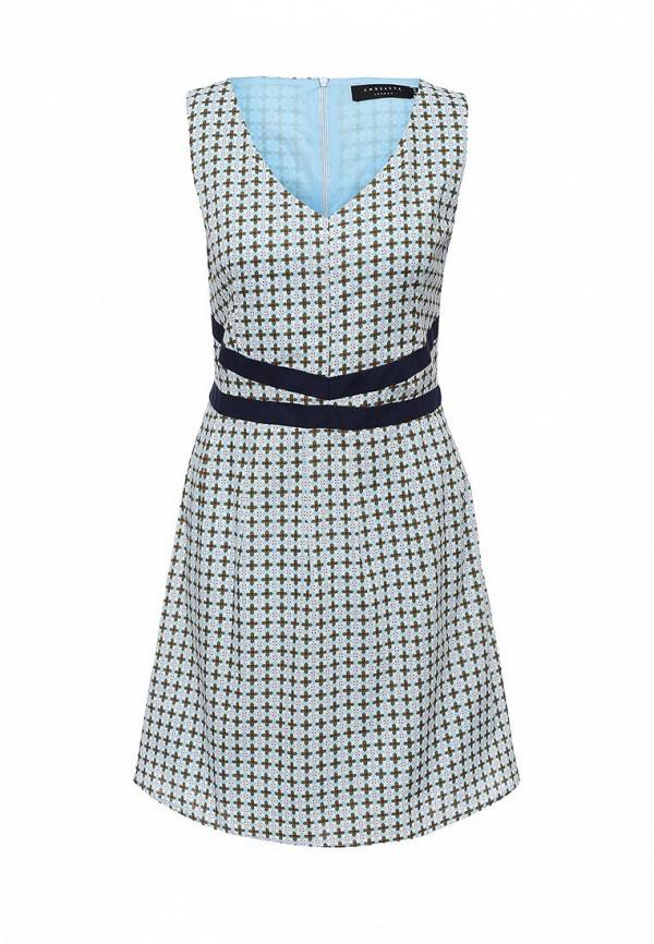 Летнее платье AngelEye London L015234: изображение 1