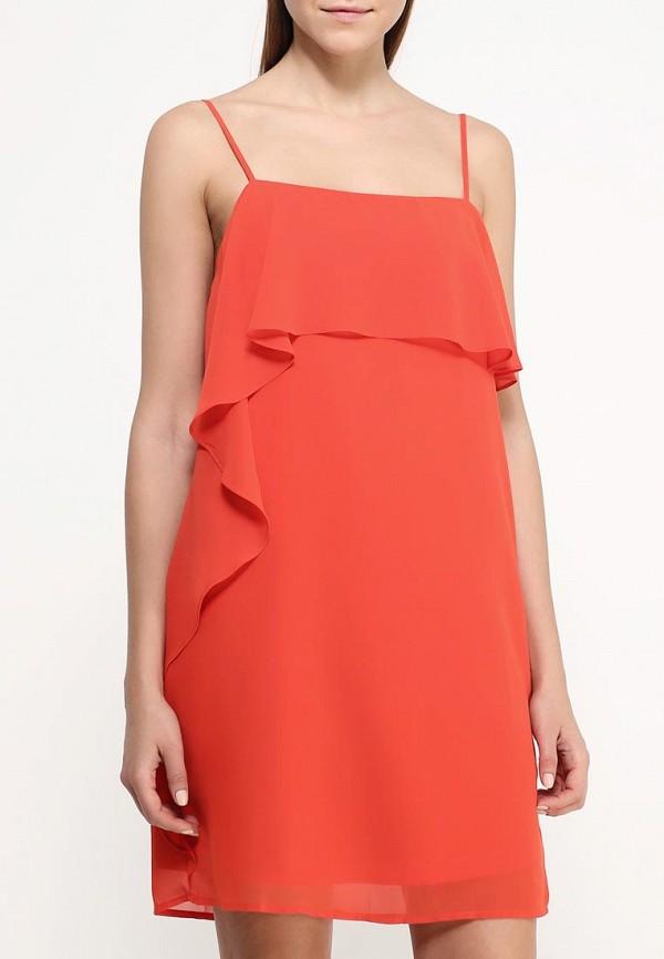 Платье-миди AngelEye London Y015054: изображение 4