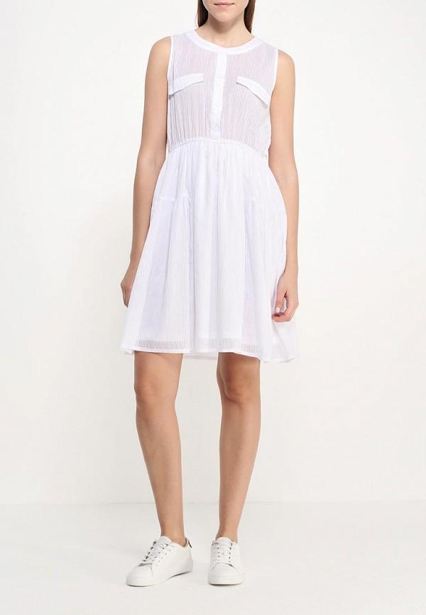 Платье-миди AngelEye London Z015080: изображение 4