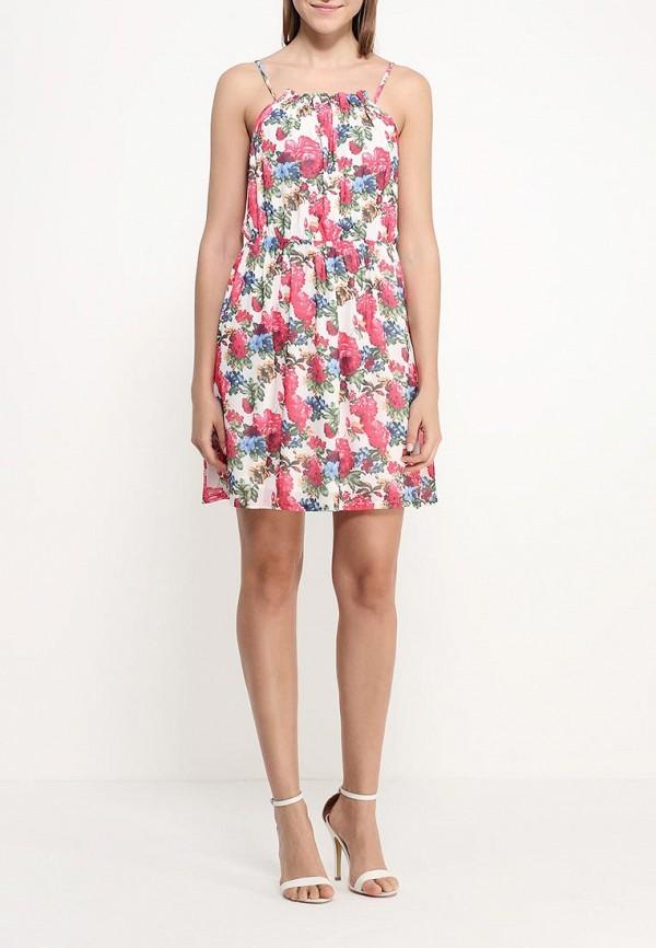 Платье-миди AngelEye London C015066: изображение 3