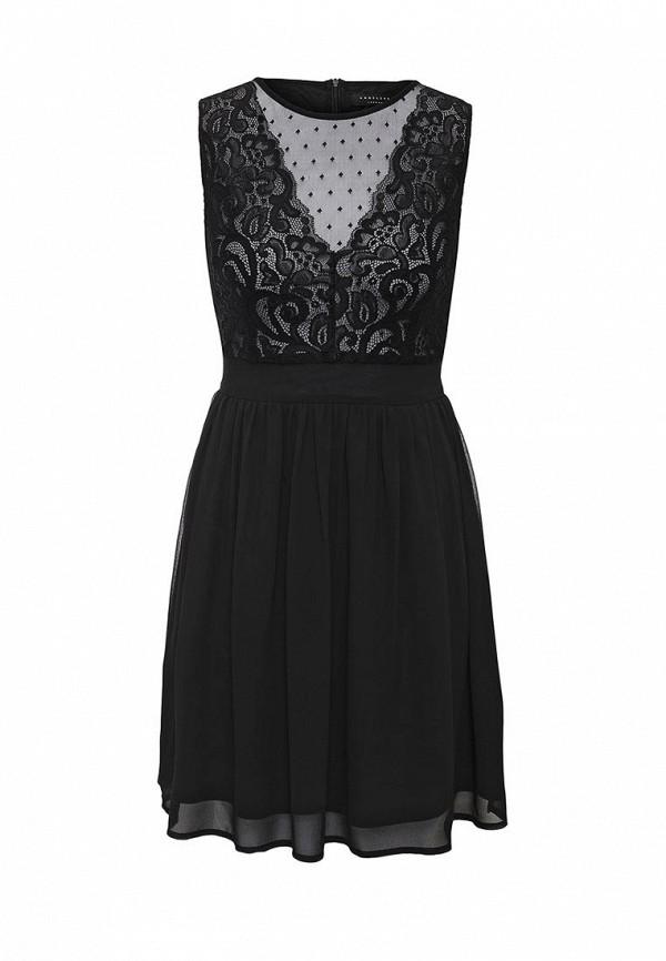 Платье-мини AngelEye London L013132: изображение 1