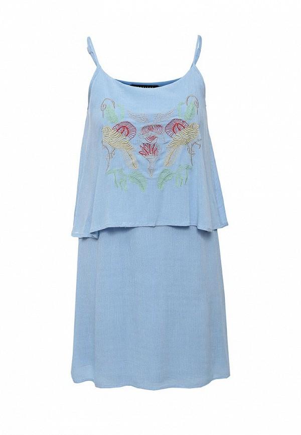 Платье-миди AngelEye London L015229: изображение 2
