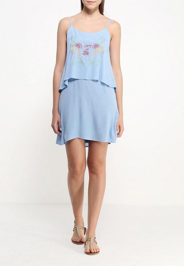 Платье-миди AngelEye London L015229: изображение 3