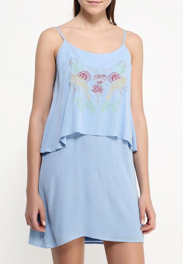 Платье-миди AngelEye London L015229: изображение 4