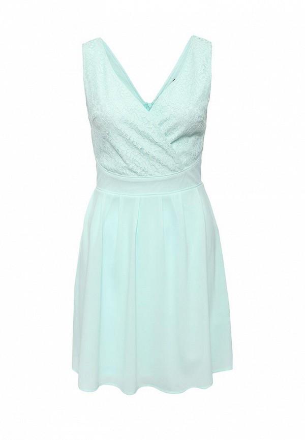 Платье-миди AngelEye London L015236: изображение 1