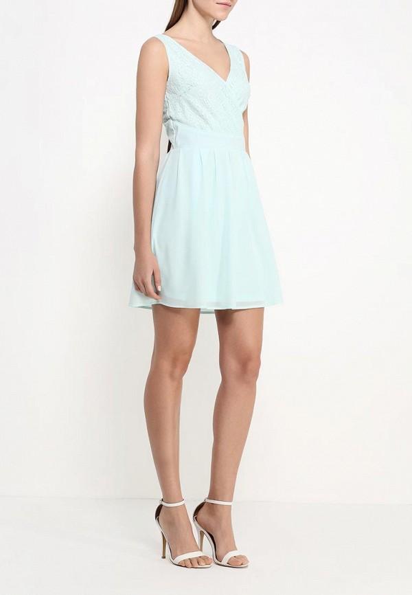Платье-миди AngelEye London L015236: изображение 2
