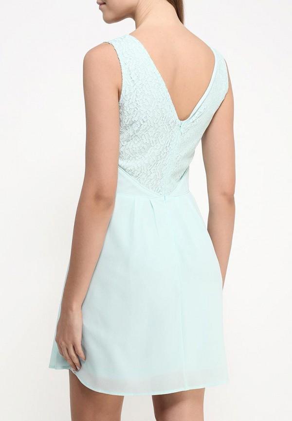 Платье-миди AngelEye London L015236: изображение 3