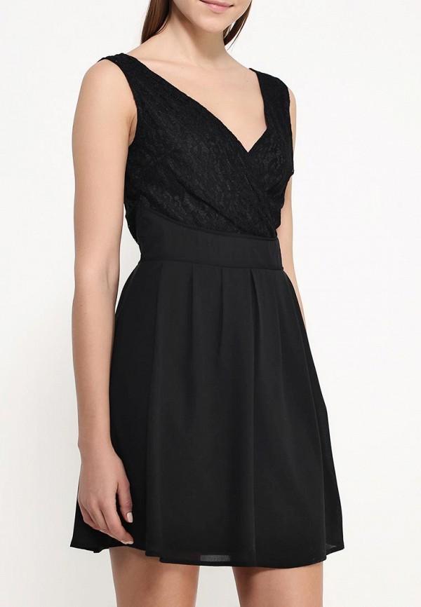 Платье-миди AngelEye London L015236: изображение 4