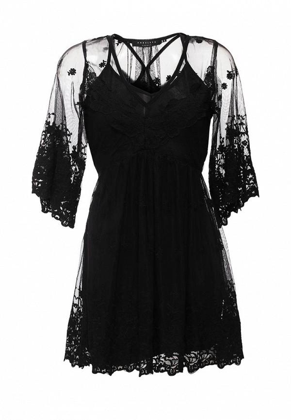 Платье-миди AngelEye London L015099: изображение 1
