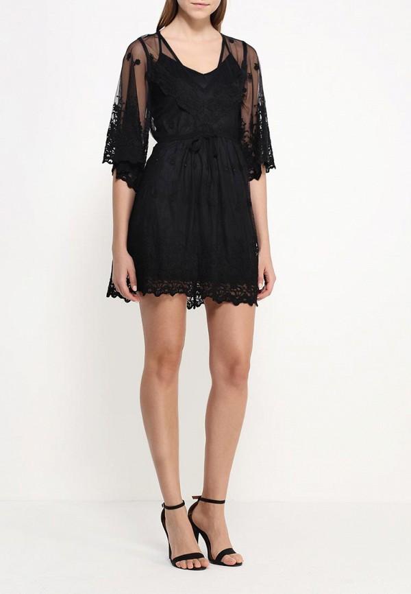 Платье-миди AngelEye London L015099: изображение 3