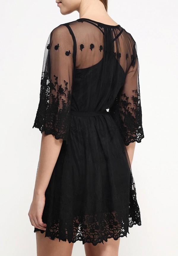 Платье-миди AngelEye London L015099: изображение 5