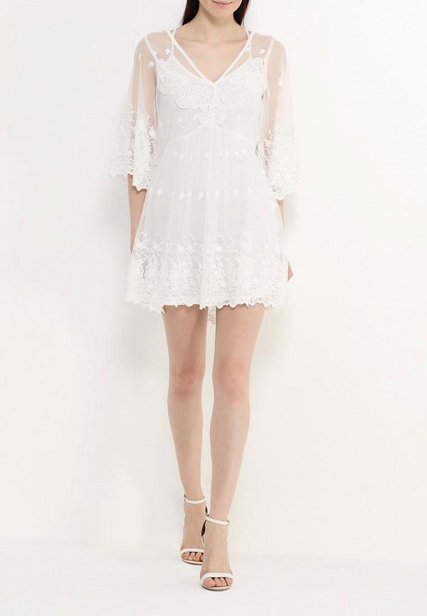 Платье-мини AngelEye London L015099: изображение 3