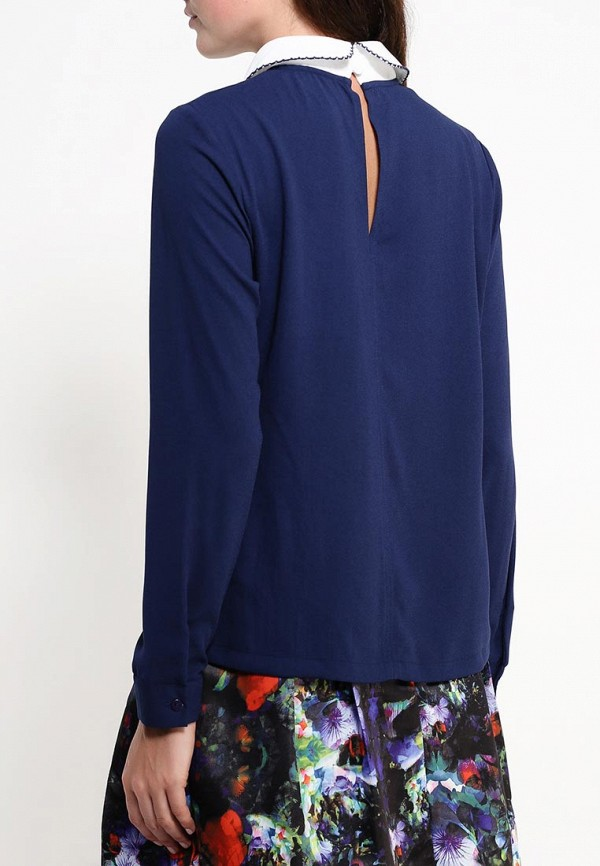 Блуза AngelEye London Y015787: изображение 4