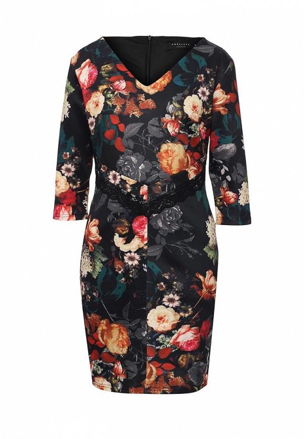 Платье-мини AngelEye London L015735: изображение 1