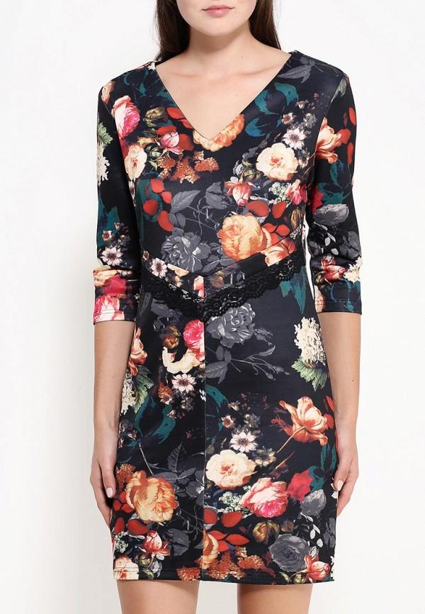 Платье-мини AngelEye London L015735: изображение 4