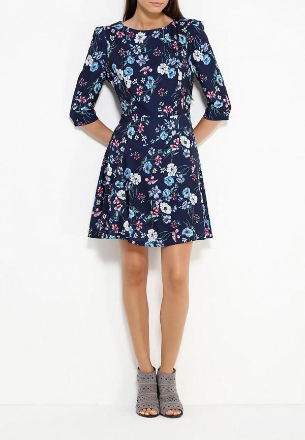 Платье-миди AngelEye London Z015503: изображение 2