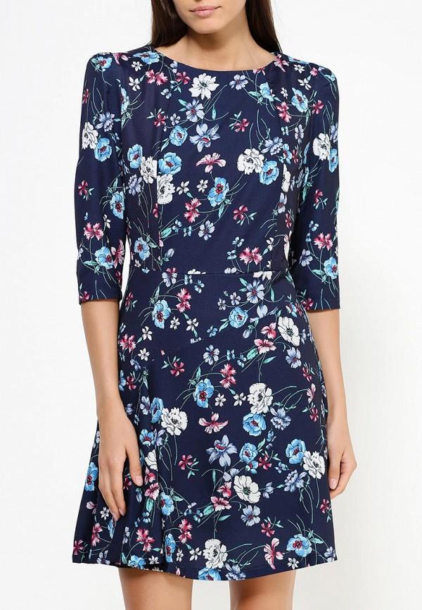 Платье-миди AngelEye London Z015503: изображение 3