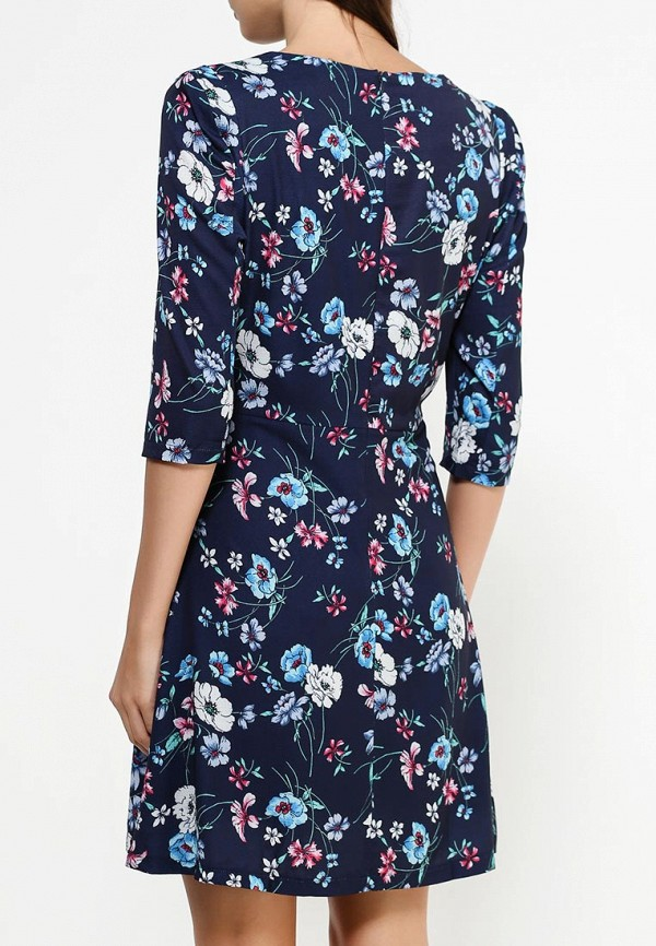 Платье-миди AngelEye London Z015503: изображение 4