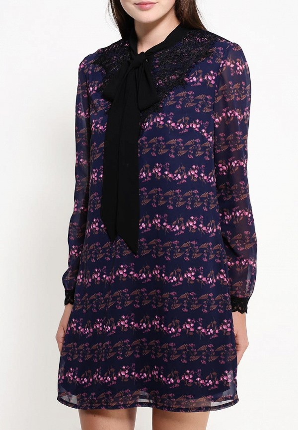 Платье-мини AngelEye London Y015792: изображение 3