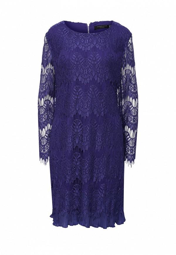 Платье-миди AngelEye London Y015716: изображение 1
