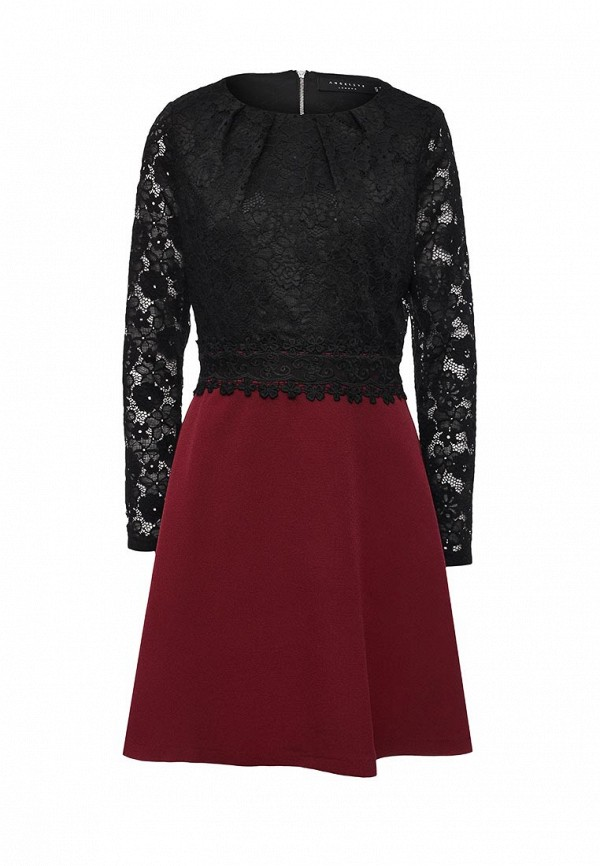 Платье-миди AngelEye London Y015748: изображение 1