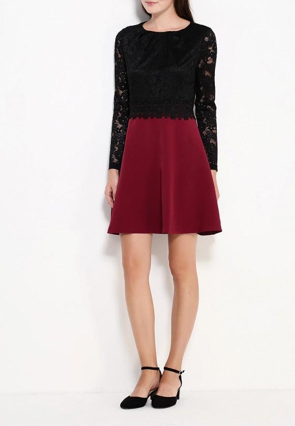 Платье-миди AngelEye London Y015748: изображение 2