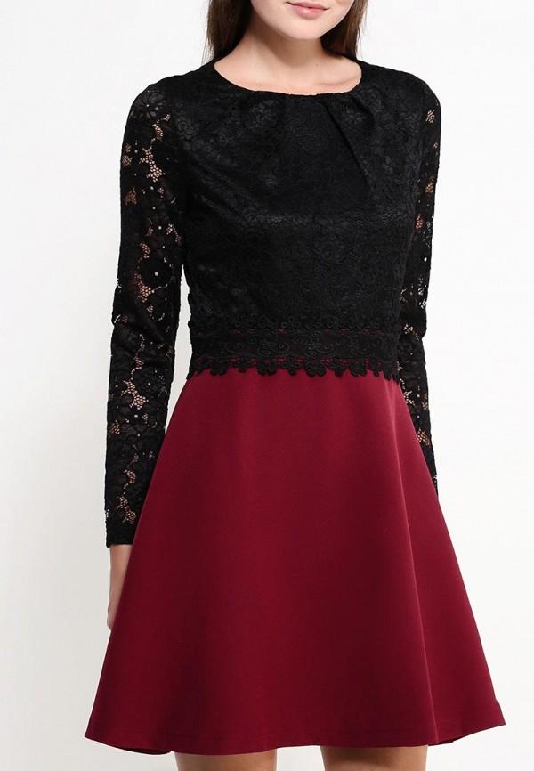 Платье-миди AngelEye London Y015748: изображение 3