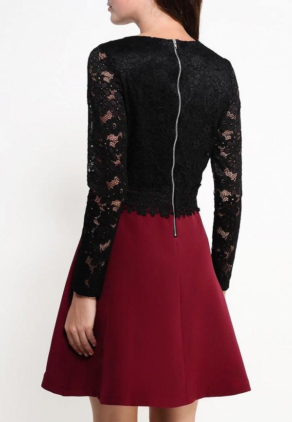 Платье-миди AngelEye London Y015748: изображение 4