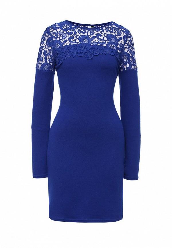 Вязаное платье AngelEye London Y015769: изображение 1