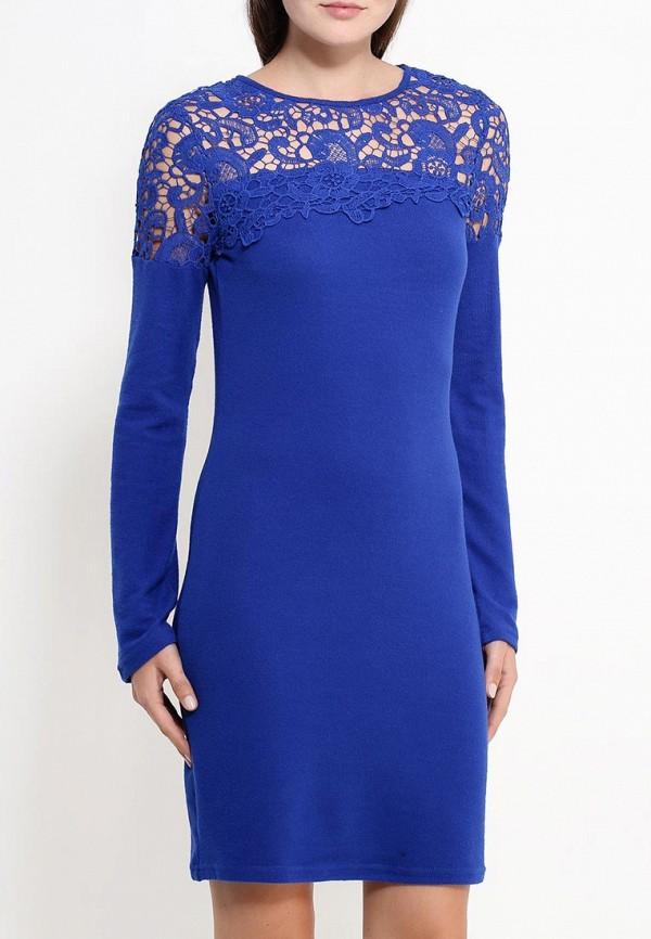 Вязаное платье AngelEye London Y015769: изображение 4