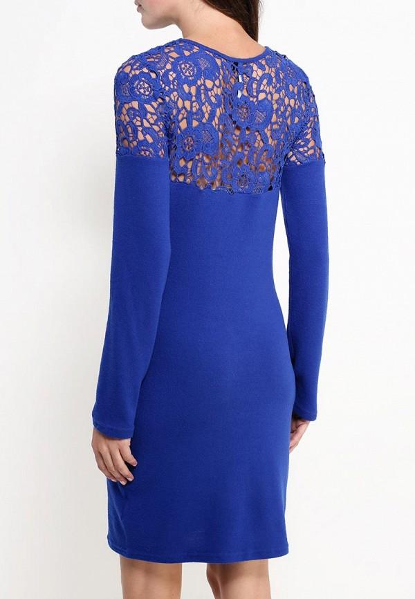 Вязаное платье AngelEye London Y015769: изображение 5